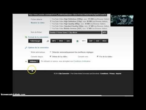 Youtube convertisseur mp3