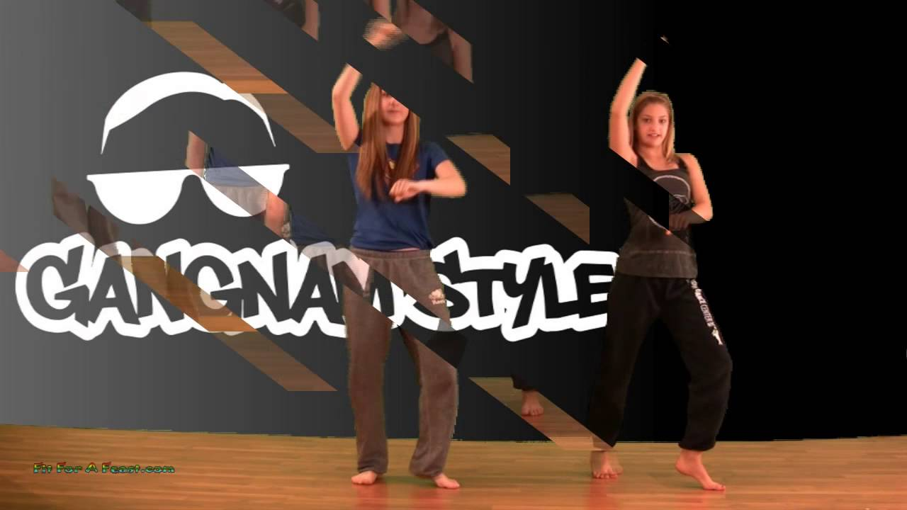 Psy 'gangnam style' dance tutorial i can't dance to save my life.
