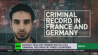 Strasbourg gunman suspect had 27 convictions before attack, was on terror watch list