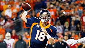 Peyton Manning Mic&#39d Up Breaking Favre&#39s NFL All-Time TD Pass RecordSound FX