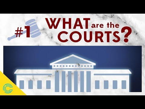 The US Federal Court System: What Even ARE the Courts?