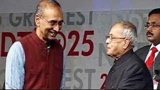 I choose a path that is not very standard: Dr Venkatraman Ramakrishnan