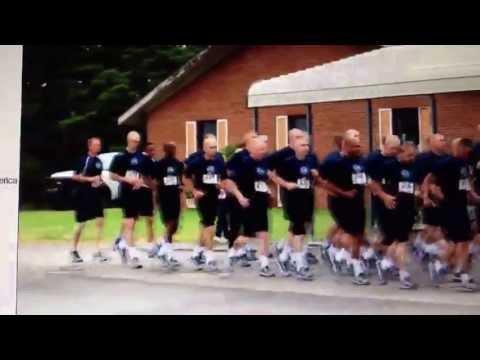 MNPD Session 70 5k run