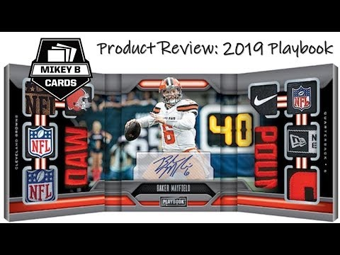 Product Review: 2019 Playbook  2 Boxes! Here come the booklets!