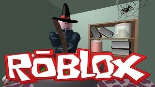 Roblox - ESCAPE DA BRUXA DO MAL! (Ft AgentePlayer) Escape The Evil Witch Obby!