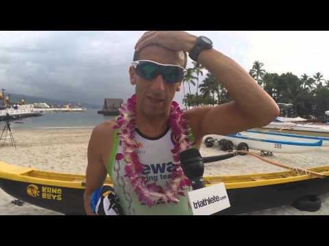 Emotional Marino Vanhoenacker Says He's Done With Kona