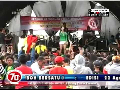 Edan Turun By Goyang Heboh Bintang9 DAngdut koplo 2016
