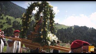 Festa de Sant Gil al Santuari de Núria