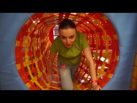 Vlog KIEV ziua#2 Jasmina la Cool Jumper☺Taticu si Mamica devin Copii