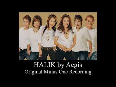 Aegis - Halik (Original Minus One - Karaoke)