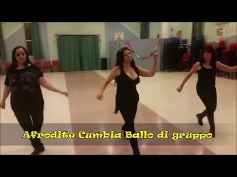 Afrodite Cumbia - ballo di gruppo.