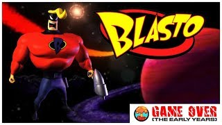 Game Over: Blasto (PlayStation) - Defunct Games