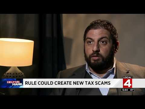 Detroit tax attorney's warning about IRS tax scams