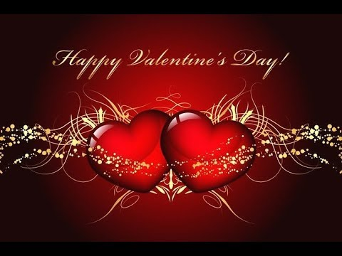 My love / advance Happy valentines day 2018