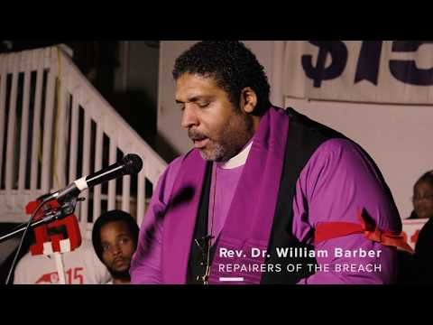 Rev. Barber on Hope