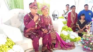 Wedding of Wan CyborgIca Selawat by Durbar Dua