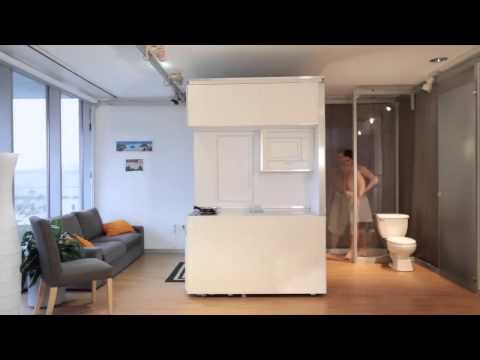 Smart Furniture For Small Apartments