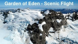 Scenic Flight Southern Alps New Zealand Garden of Eden