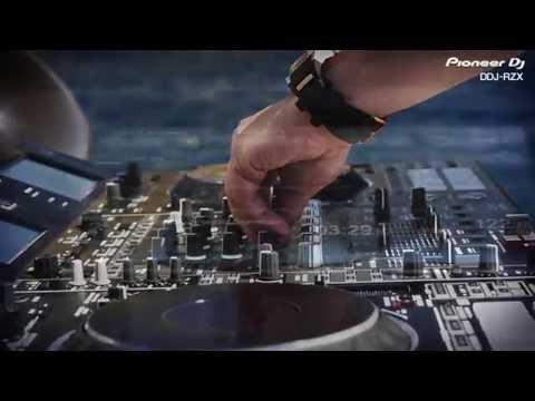 Pioneer DJ DDJ-RZX & rekordbox video Official Introduction
