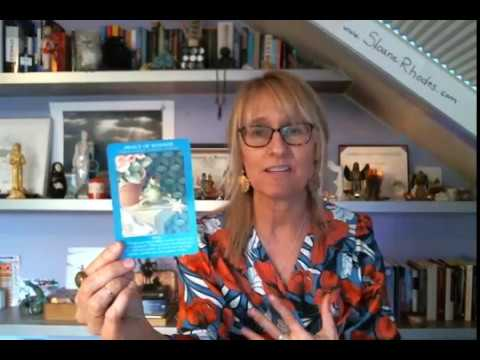 Capricorn Life Purpose, Money, Career October November, December 2017 Tarot Reading by Sloane Rhodes
