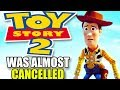 Why Toy Story 2 Was Almost CANCELLED - Disney Cuts Ep 3 - The Origins Of Toy Story