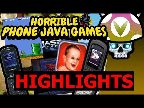 [Vinesauce] Joel - Horrible Phone Java Games HIGHLIGHTS
