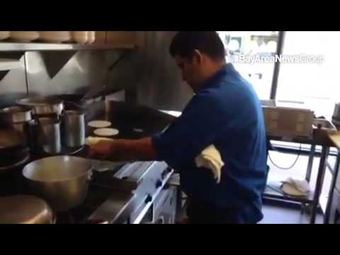 El Aguilar Homemade Mexican Cuisine in Pleasant Hill , Calif. features unique dishes from chef/owner