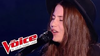 Kavinsky - Nightcall | Claire Gautier | The Voice France 2017 | Blind Audition