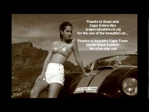 VBlogMag #7 - A Beautiful Girl...a Beautiful Car....in Beautiful Cape Town!