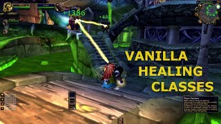 Which Healing Class Should You Play In Vanilla World Of Warcraft?