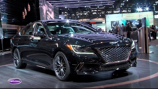 2018 Genesis G80 Sport Review First Impressions
