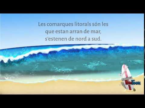 Les comarques de Catalunya a primària