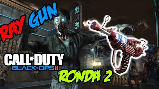 Call of Duty Black ops2 Zombies tranzit Truco  para conseguir la RayGun en la ronda 2
