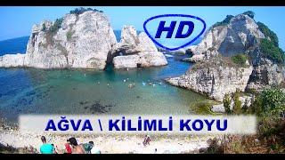 Kilimli Koyu | Havuz gibi Karadeniz | Şile\Ağva YouTube Videos