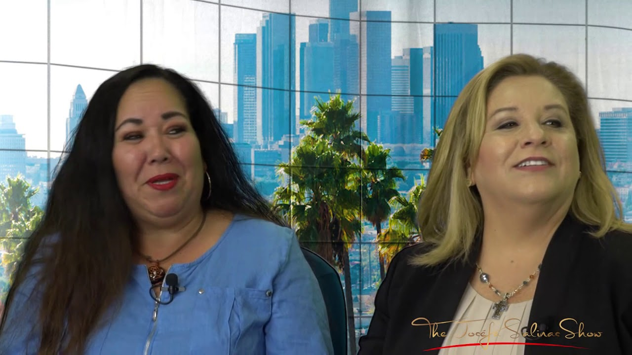 The Josefa Salinas Show Episode 6 - with Maritza&Thelma Garcia(TacoNazo) part 2