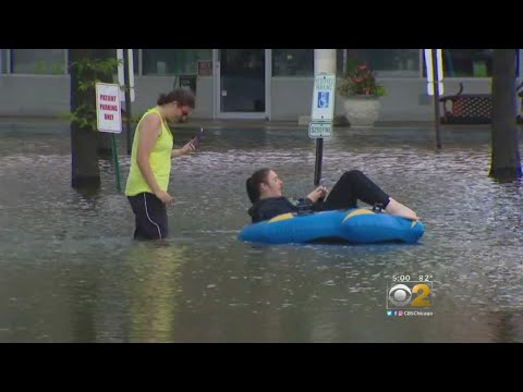 Grayslake Hit Hard With Flooding, Businesses Take A Hit