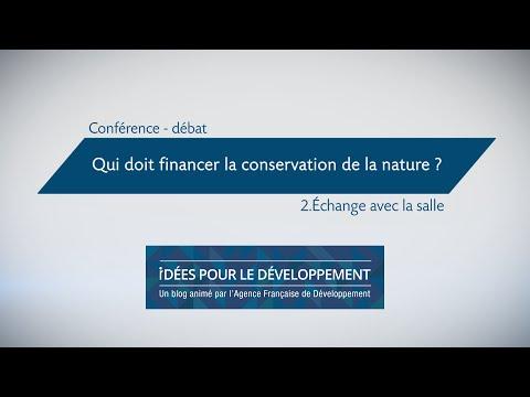Qui doit financer la conservation de la nature ? (partie 2/3)