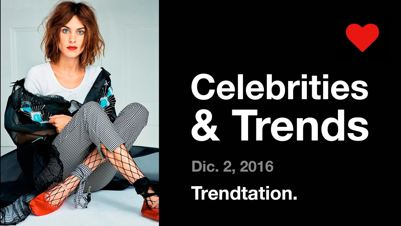 Celebrities trends party suits trendtation youtube for Trendy celebrity watches