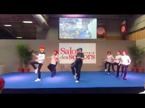 Believer & Adonde Boy - Line Dance (Demo)