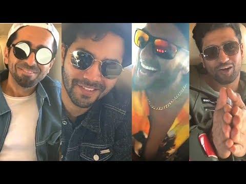 Karan Johar Once Again Toodles With Ranveer, Ayushmann, Vicky, Varun, Kartik in Flight