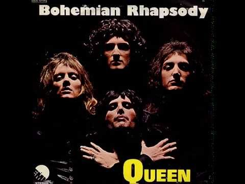 Queenn -  Bohemian Rhapsody (Full  Instrumental Studio Version)