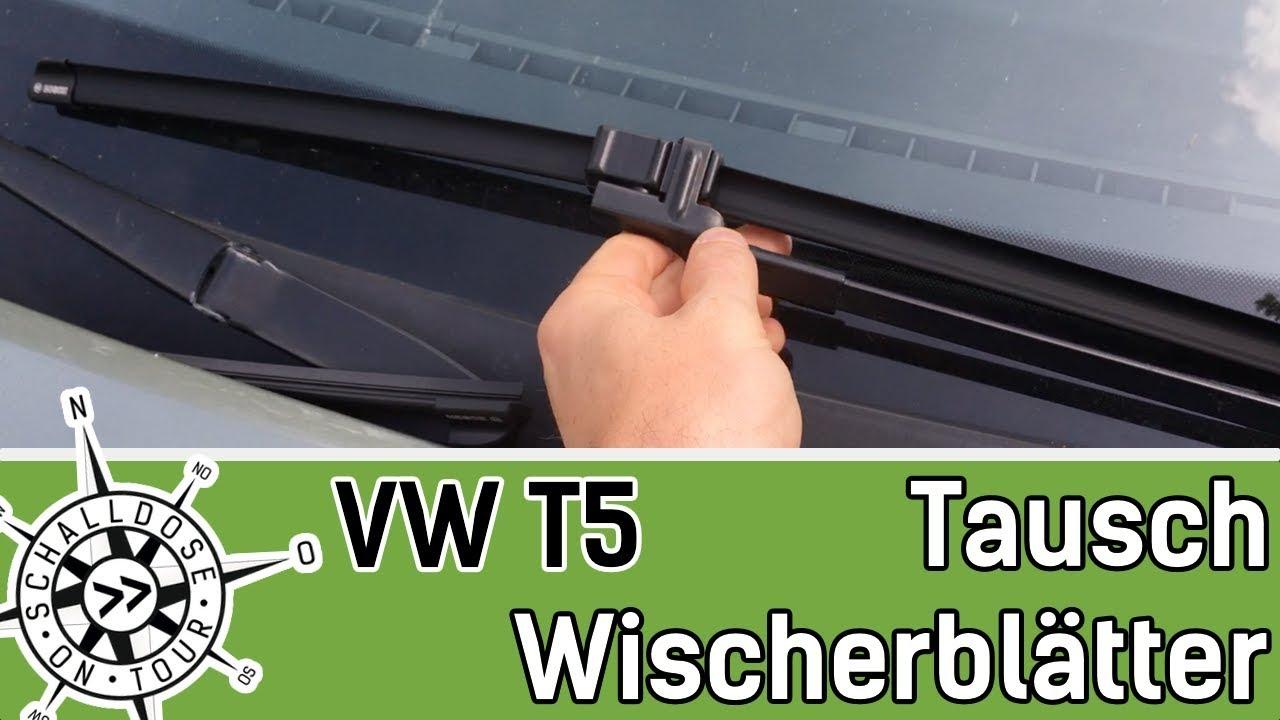Vorne AR801S Bosch Scheibenwischer Aerotwin für VW Caravelle T5 7H