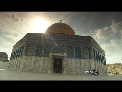 'Back to the Beginning': Bethlehem's Church of the Nativity