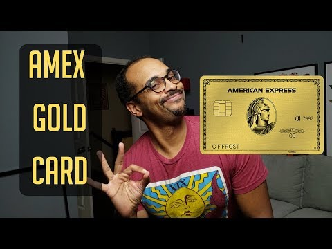 American Express Gold Card - Can It Compete In 2019?