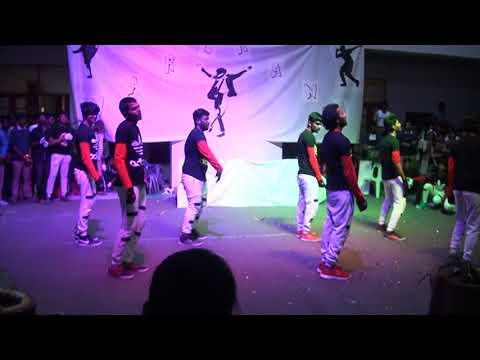 Inter Department Dance Competition | CSE boys Performance | Amrita School of Engineering