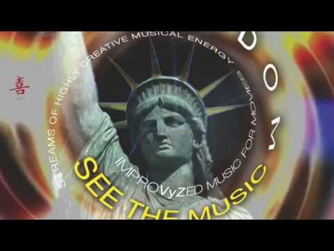 See The Music Trailer - Visual Music Download/DVD  by VyZ (2016)