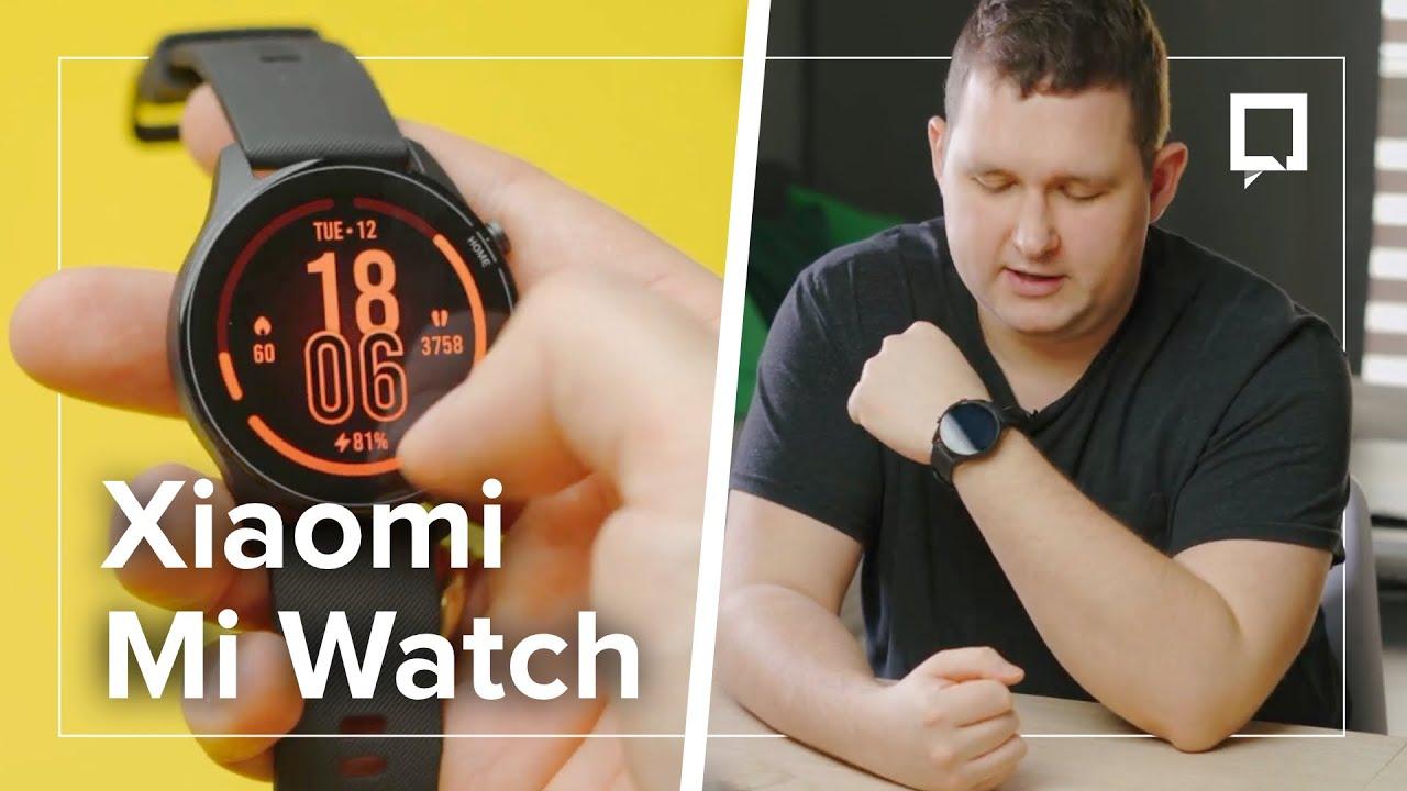 Xiaomi Mi Watch: najlepszy smartwatch do 500 zł?