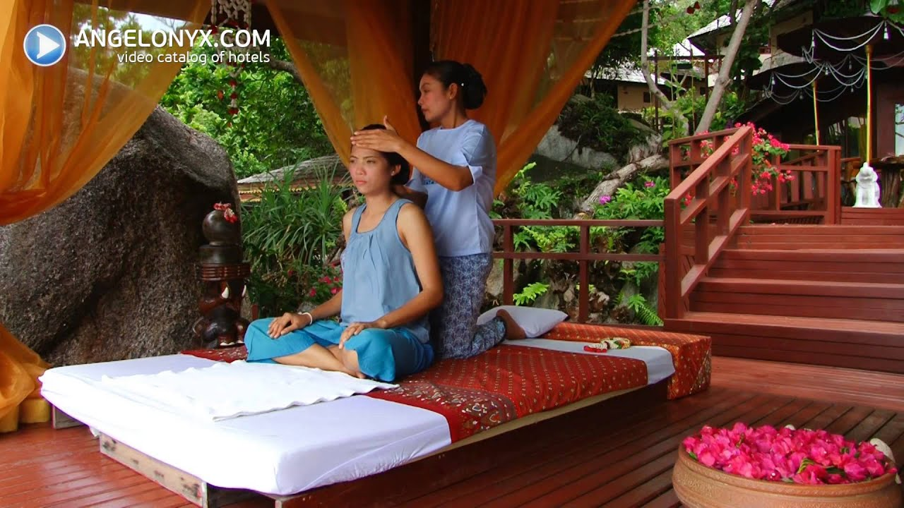 baan hin sai resort spa 3 hotel samui thailand youtube. Black Bedroom Furniture Sets. Home Design Ideas