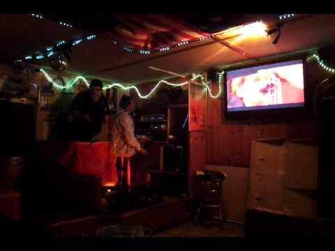 South Africa karaoke bar