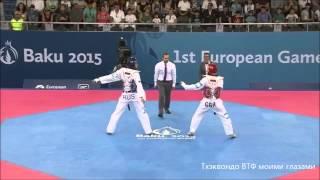 видео Алексей Денисенко: олимпийский призер по тхэквондо